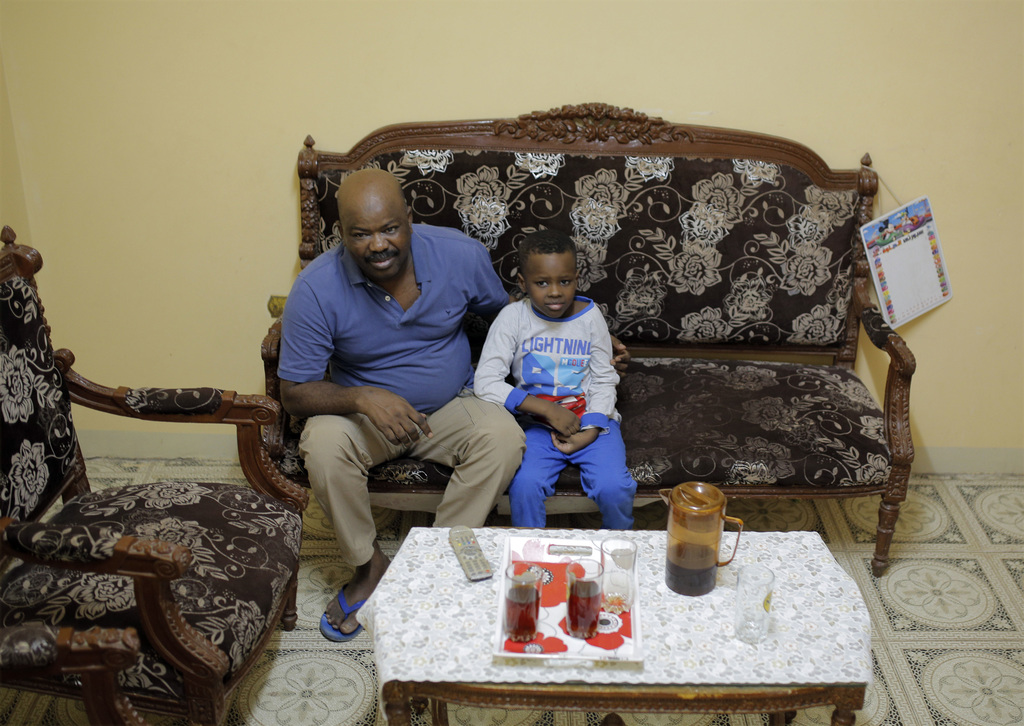 Sudanese activist Tayeb Ibrahim, who had worked to expose Sudanese abuses in the volatile South Kordofan province and hopes to see fami...