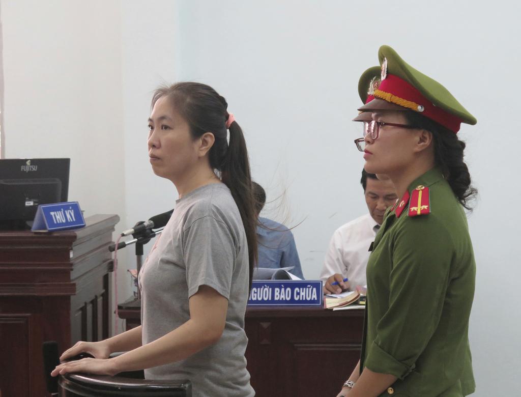 Vietnam jails prominent activist for propaganda against state