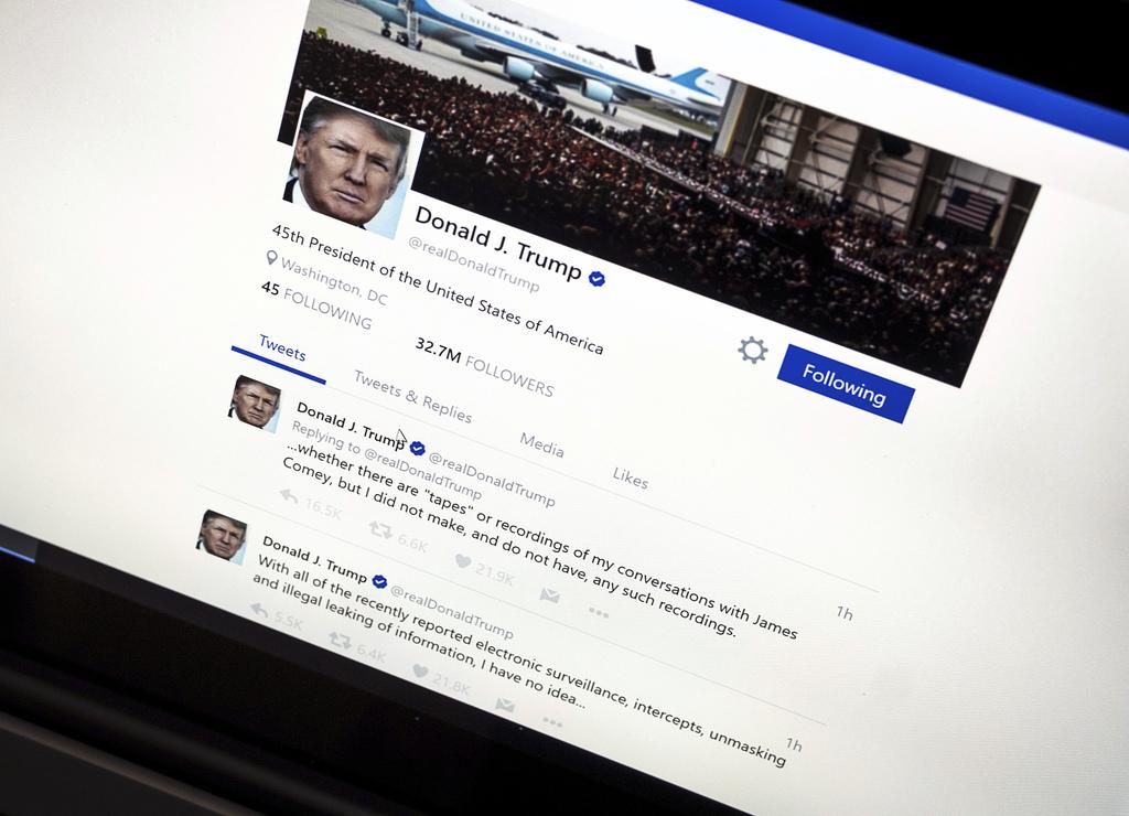Trump White House still lacks a website for S    | Taiwan News