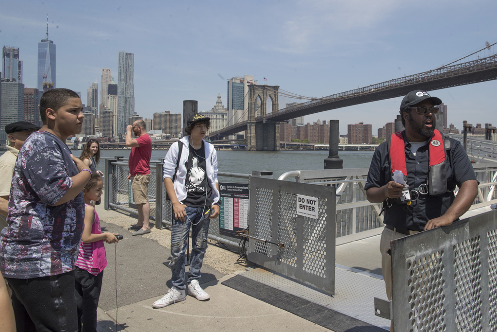 All aboard: New NYC ferry fleet puts out call    | Taiwan News