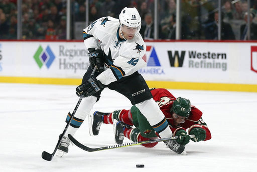 Sharks Sign Joe Thornton to One-year Deal