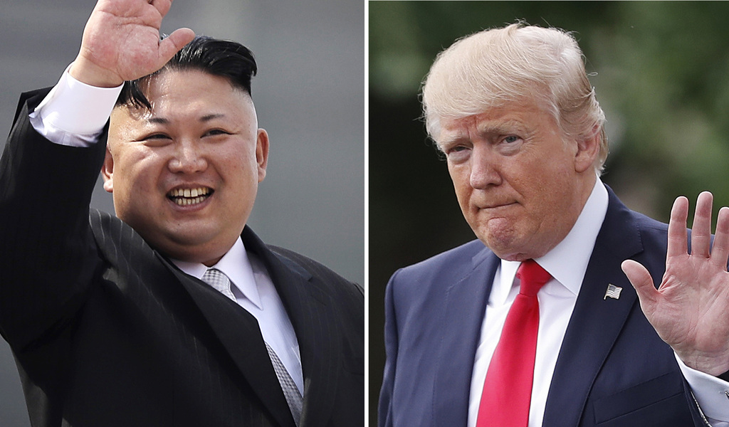 US warns North Korea it will strike back if threatened