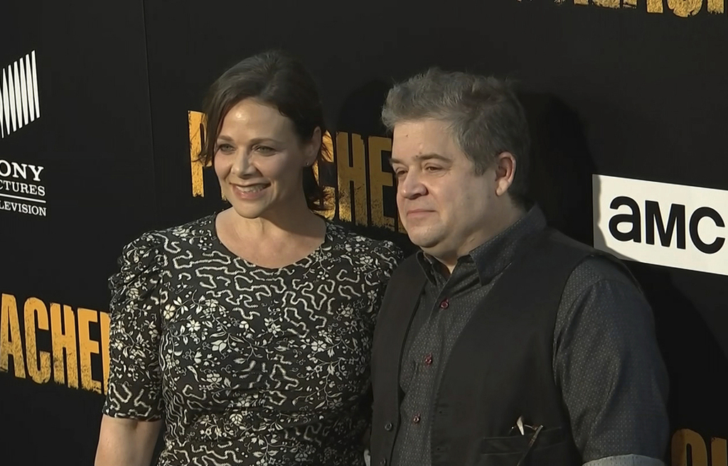 Patton Oswalt slams critics who say marriage plans too soon