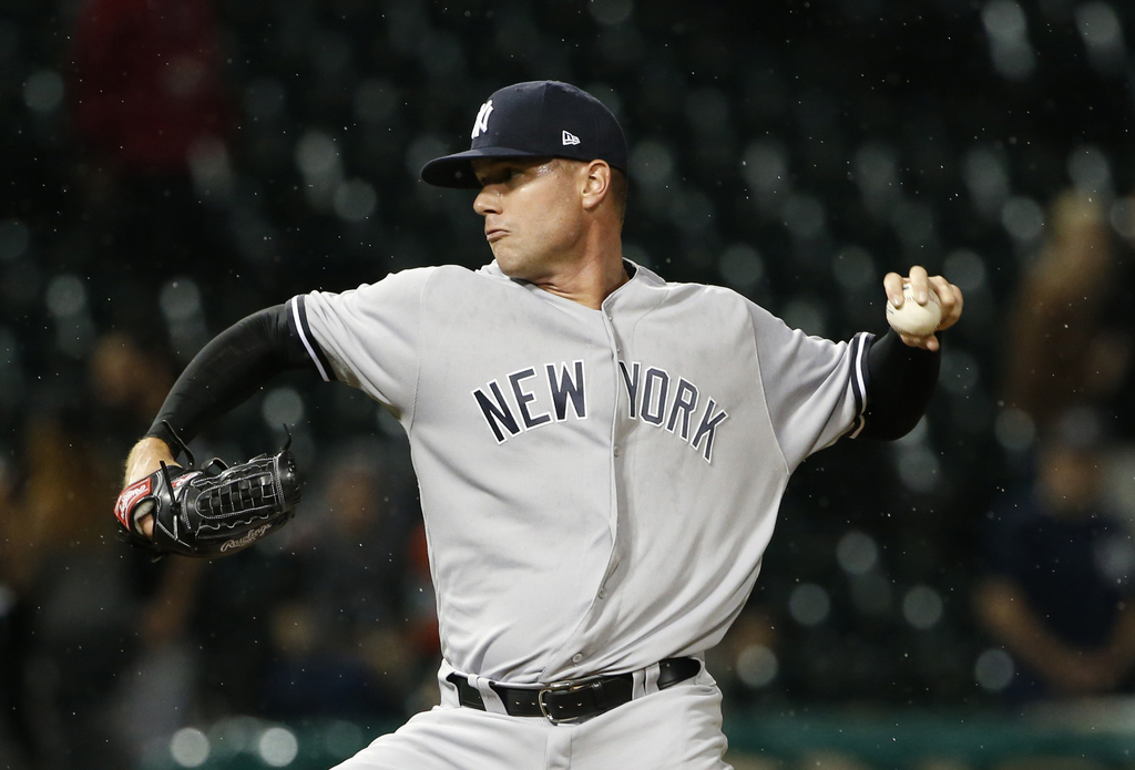 Milwaukee Brewers Acquire Tyler Webb From New York Yankees For Garrett Cooper
