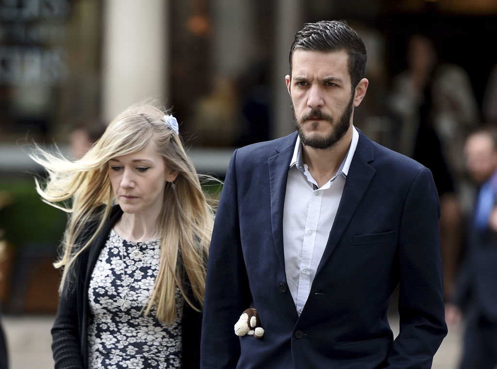 Charlie Gard campaigners warned over hospital protests