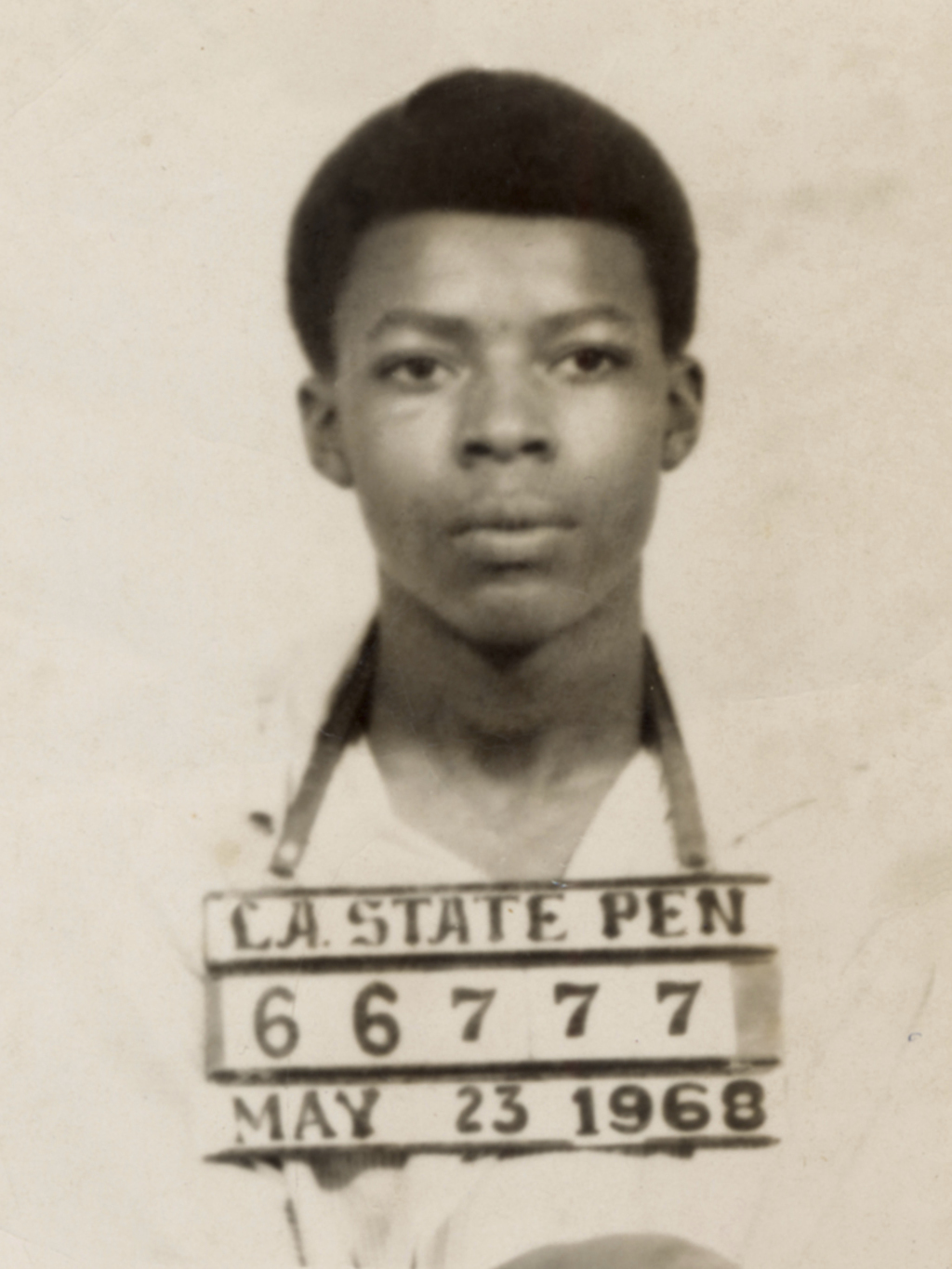 ADVANCE FOR USE MONDAY, JULY 31, 2017 AND THEREAFTER-This May 23, 1968 photo from the Louisiana State Penitentiary shows Robert Howard. Howard was wor...