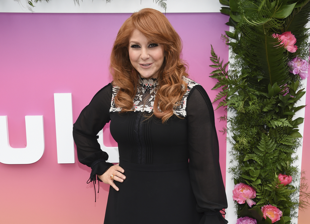 """FILE - In this May 3, 2017 file photo, Julie Klausner attends the Hulu 2017 Upfront Presentation in New York. Klausner stars in the Hulu series, """"Diff..."""