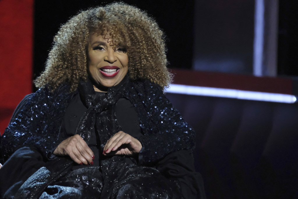 Honoree Roberta Flack attends the Black Girls Rock! Awards at the New Jersey Performing Arts Center on Saturday, Aug. 5, 2017, in Newark, N.J. (Photo ...