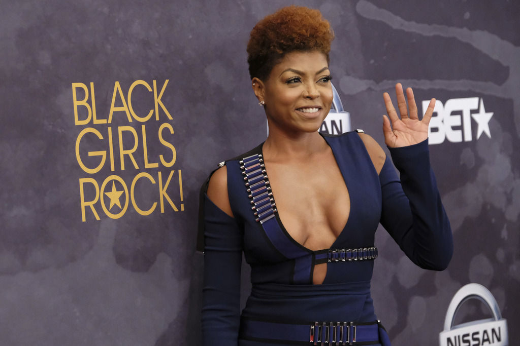 Taraji P. Henson attends the Black Girls Rock! Awards at the New Jersey Performing Arts Center on Saturday, Aug. 5, 2017, in Newark, N.J. (Photo by Ch...