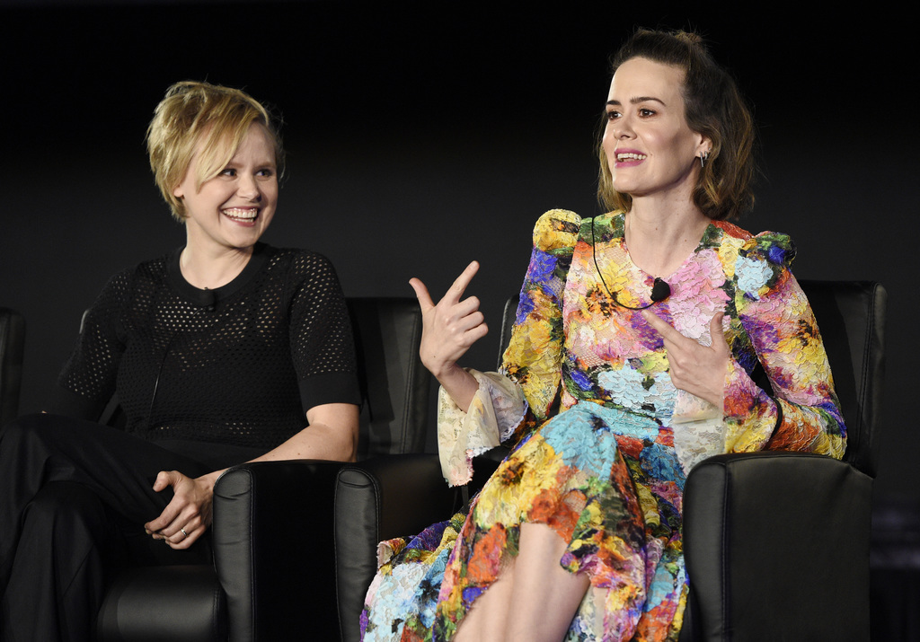 Are Sarah Paulson And Alison Pill The Newest American