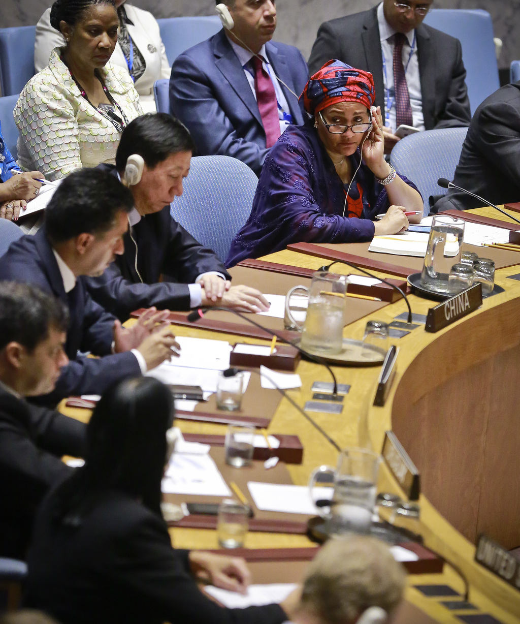UN: Sexual violence marks conflicts in Nigeri... | Taiwan News