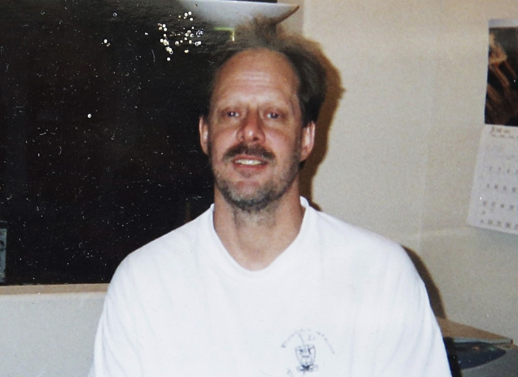 This undated photo provided by Eric Paddock shows his brother, Las Vegas gunman Stephen Paddock. On Sunday, Oct. 1, 2017, Stephen Paddock opened fire ...