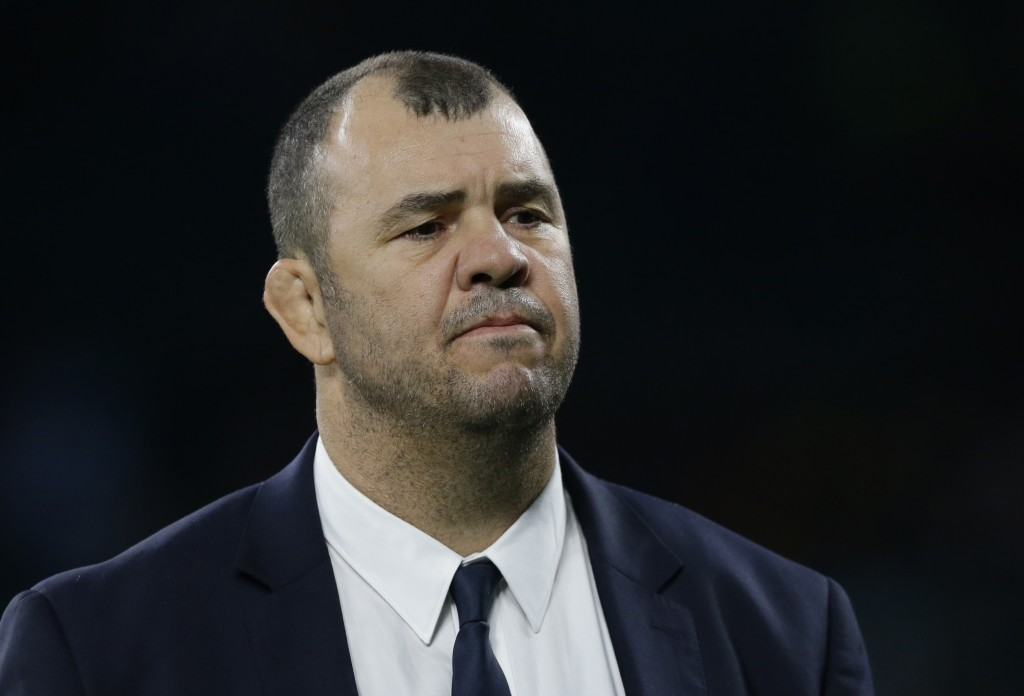 Cheika: Australia coach under investigation for misconduct