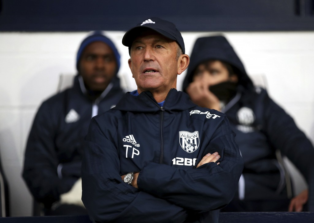 West Bromwich sack coach Pulis
