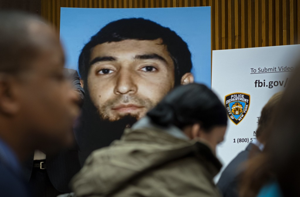 New York truck attack suspect Sayfullo Saipov pleads not guilty
