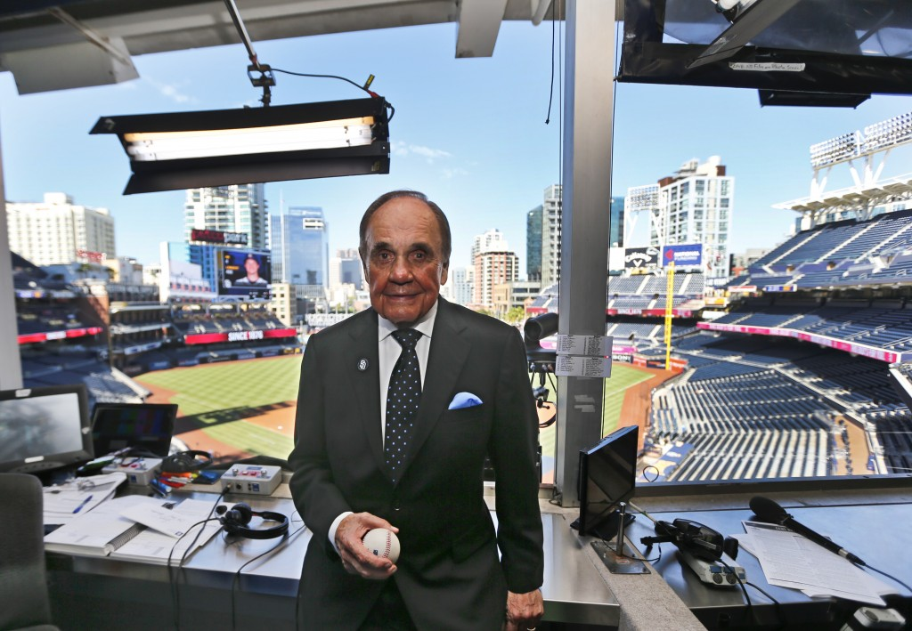 Sportscaster Dick Enberg Dies at Age 82