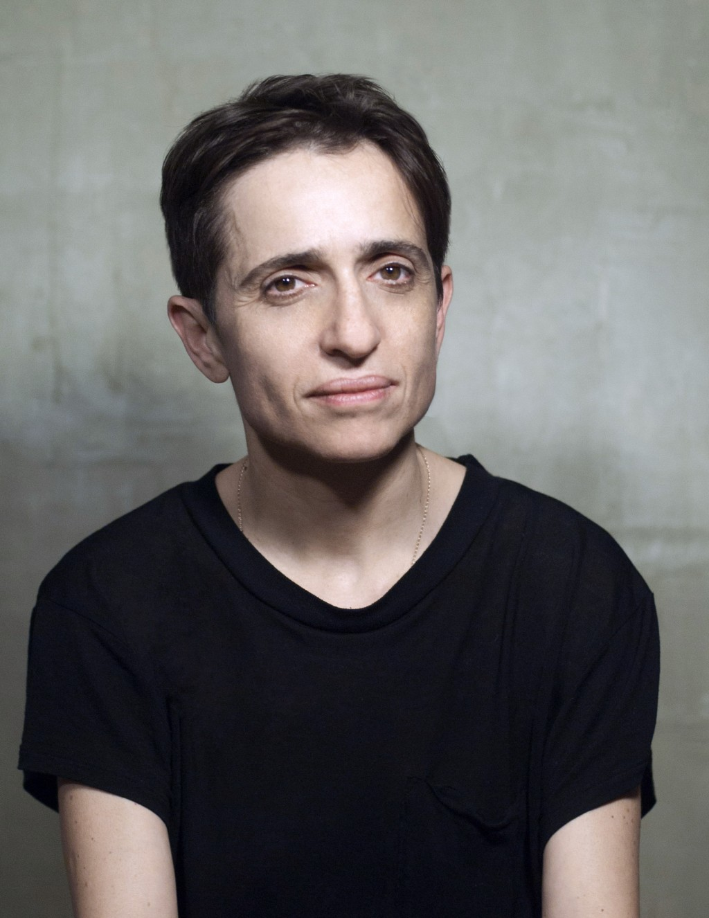 This Dec. 22, 2014 photo provided by Riverhead Publishers shows journalist and author Masha Gessen, who writes extensively about Russia. Gessen said i...
