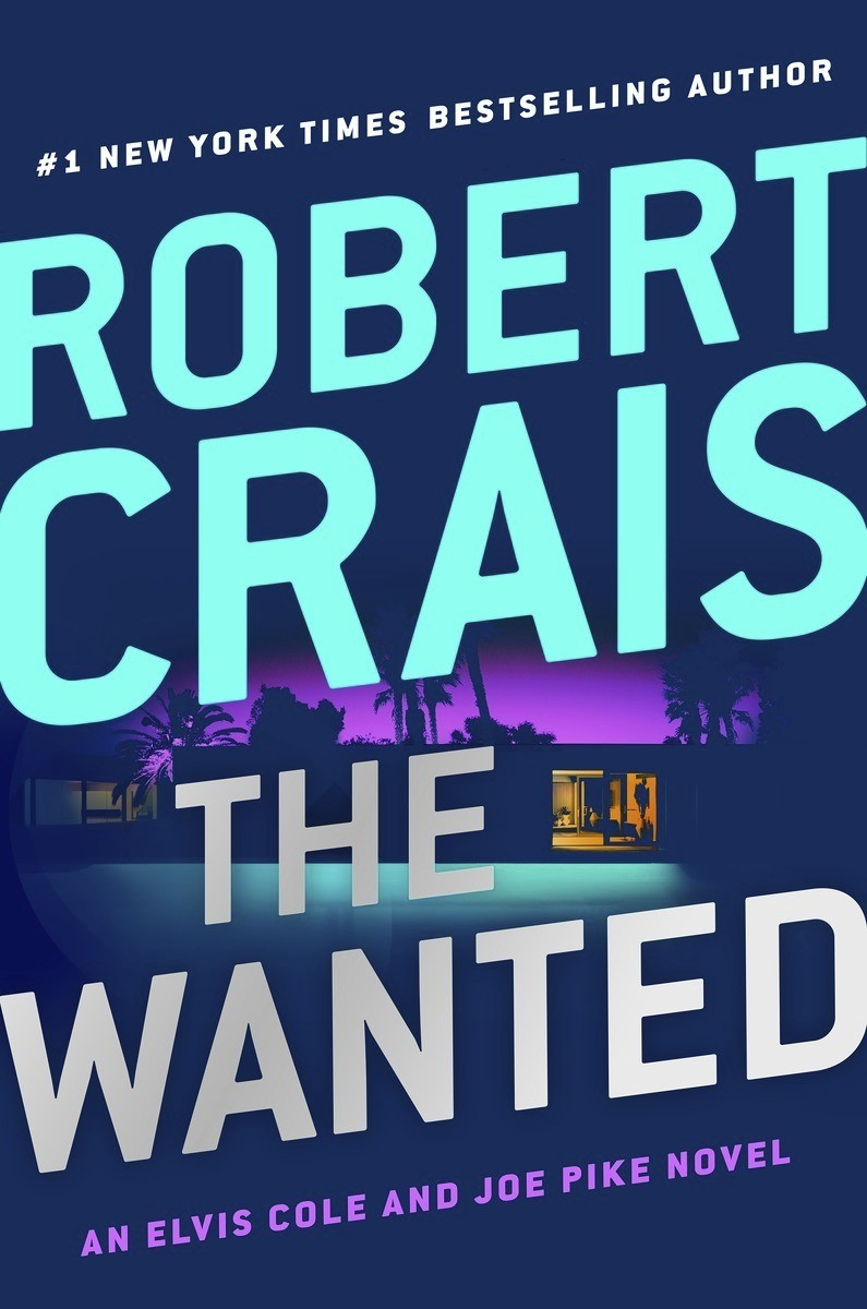 """This cover image released by G.P. Putnam's Sons shows """"The Wanted,"""" a novel by Robert Crais. (G.P. Putnam's Sons via AP)"""