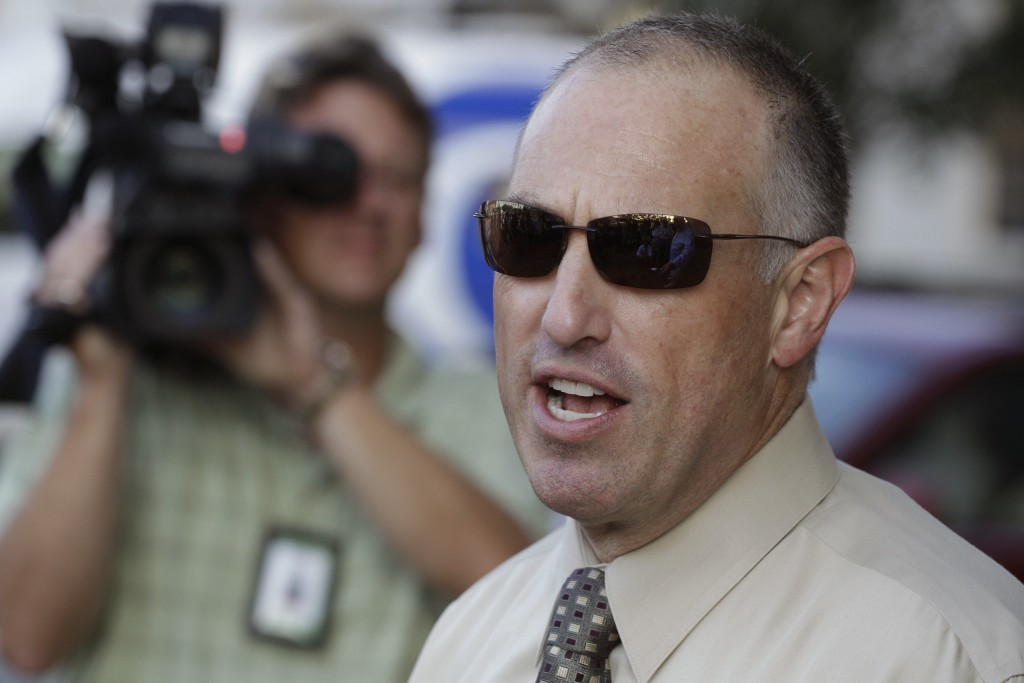 FILE - In this Aug. 2, 2012 file photo, Chicago defense attorney Steve Greenberg, who represented former police officer and convicted killer Drew Pete...
