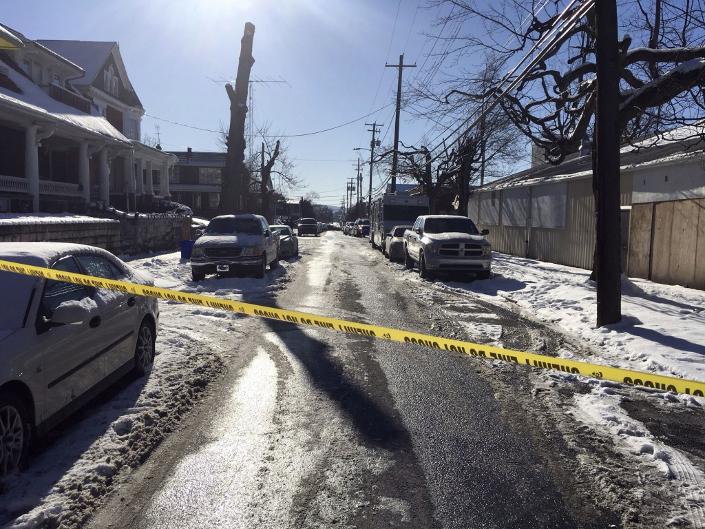 Police Officers Shot in Harrisburg, Pa.: District Attorney