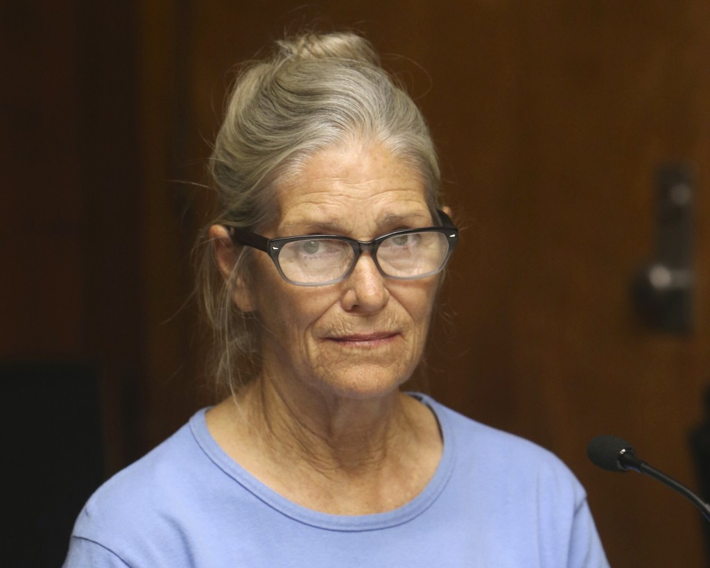 Gov. Brown blocks parole for Manson follower Leslie Van Houten