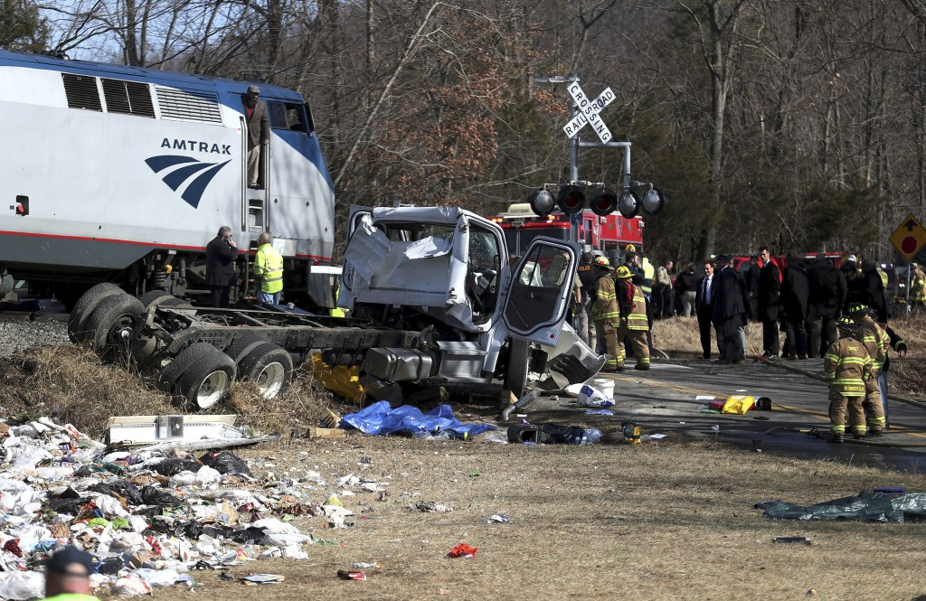 GOP Lawmakers' Train-Crash Site Had Malfunctioning Safety Signal