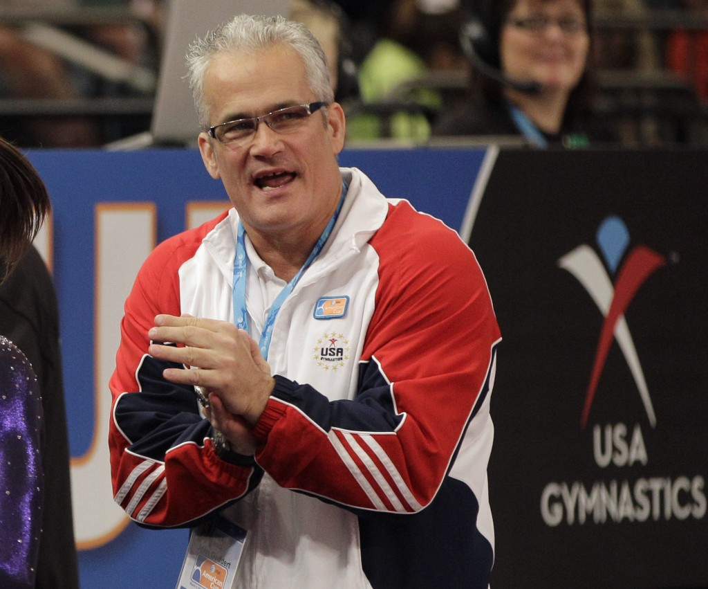Former Olympic Gymnastics Coach Facing Criminal Investigation