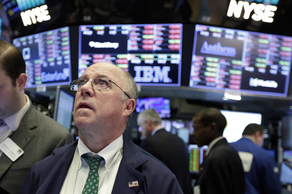 Dow falls over 1000 points, but local investment adviser says don't panic