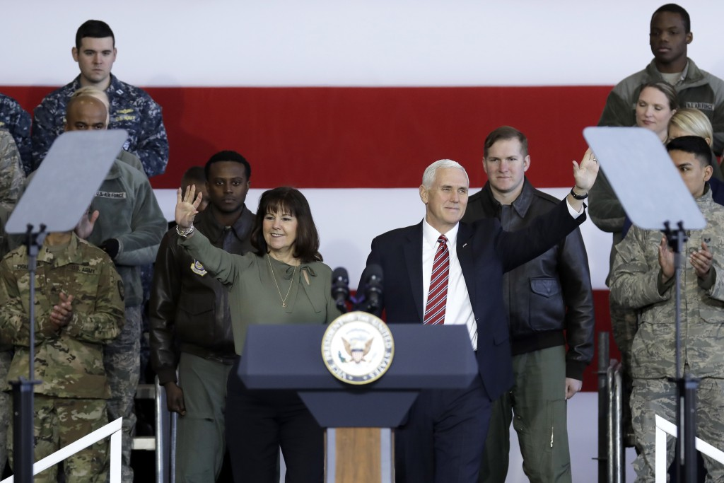 Pence Starts Asia Trip Amid Signs Of Strain With South Korea
