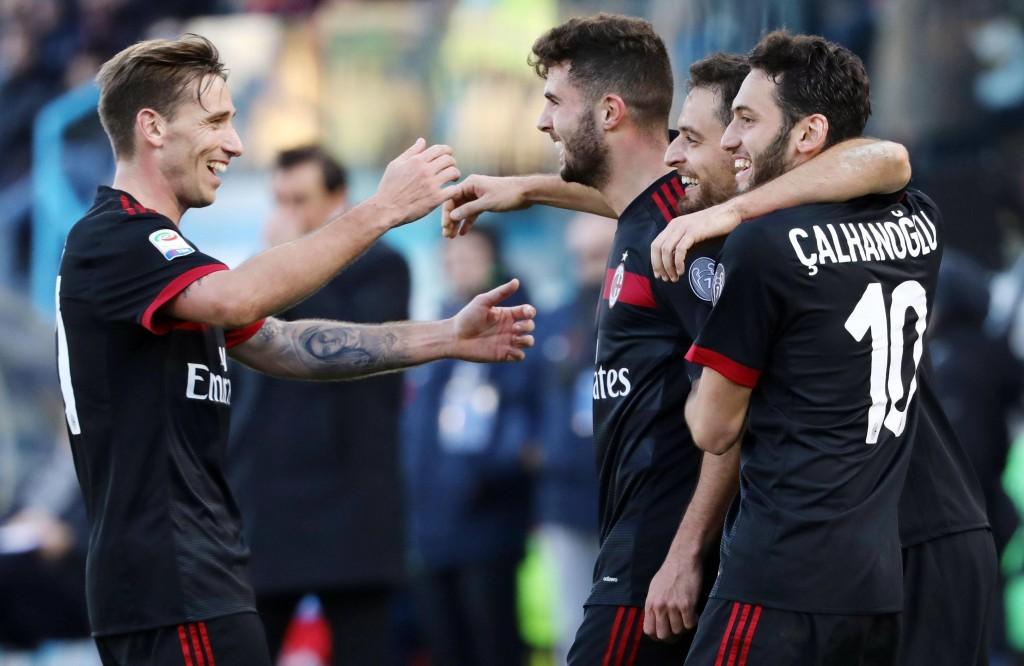AC Milan beats Spal 4-0 ahead of Napoli vs. Lazio   Taiwan News ...