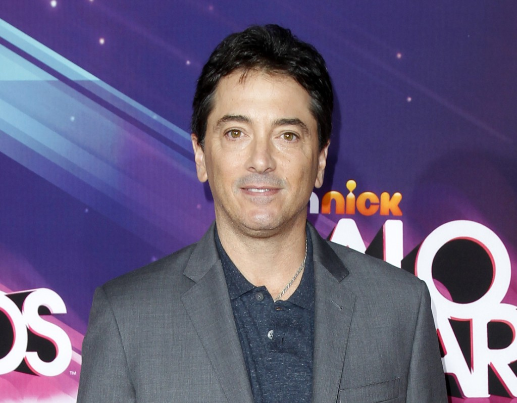 "FILE - In this Nov. 17, 2012 file photo, actor Scott Baio arrives at the TeenNick HALO Awards in Los Angeles. Former ""Charles in Charge"" actor Alexand"