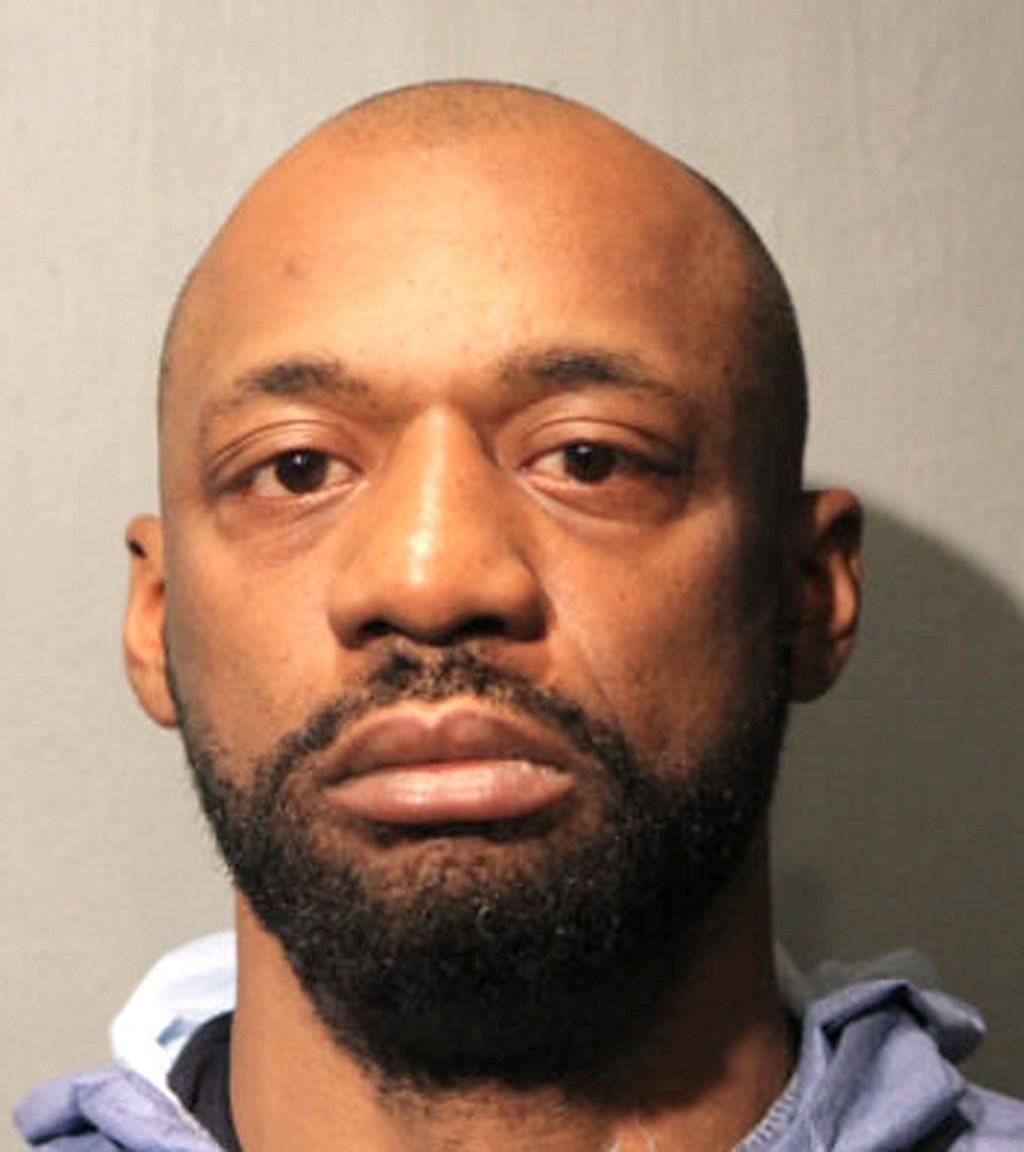 This undated photo provided by the Chicago Police Department shows Shomari Legghette. Legghette has been charged with first-degree murder in the fatal