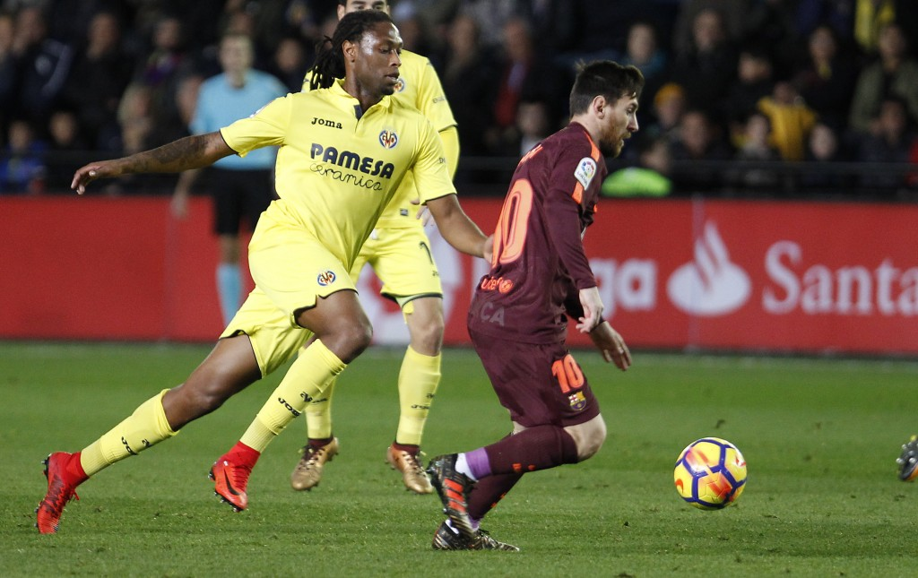 Villarreal player Semedo arrested after 'violent incident'