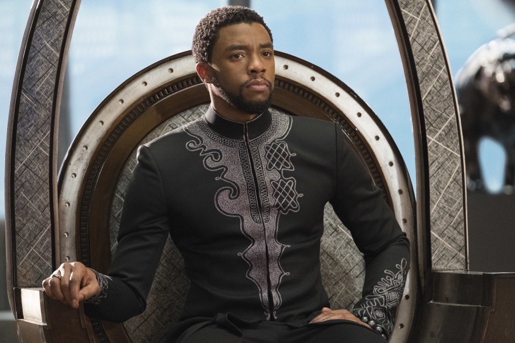 'Black Panther' is Now 10th Highest Grossing US Film Of All Time
