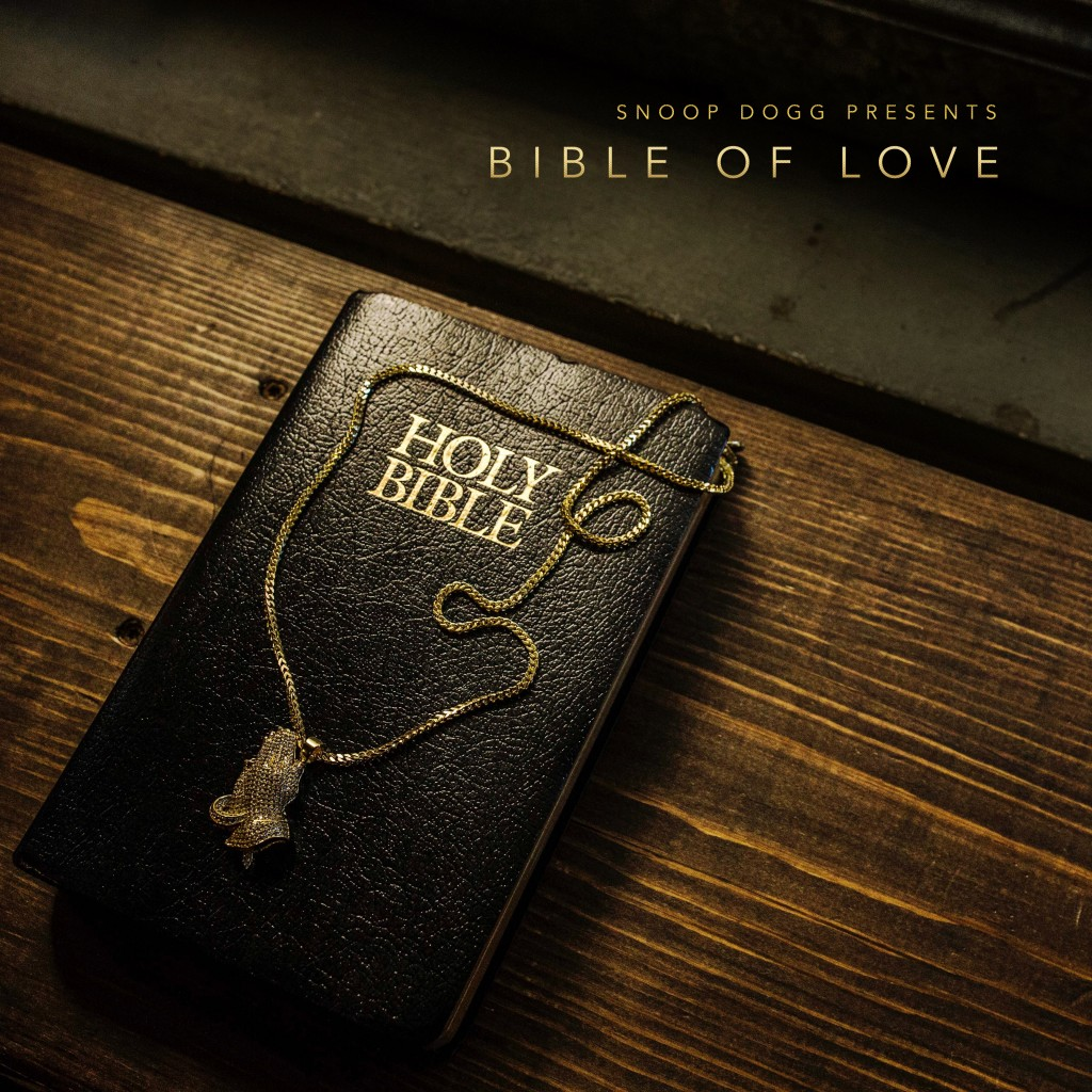 """This cover image released by RCA Inspiration shows """"Bible of Love,"""" a release by Snoop Dogg. (RCA Inspiration via AP)"""