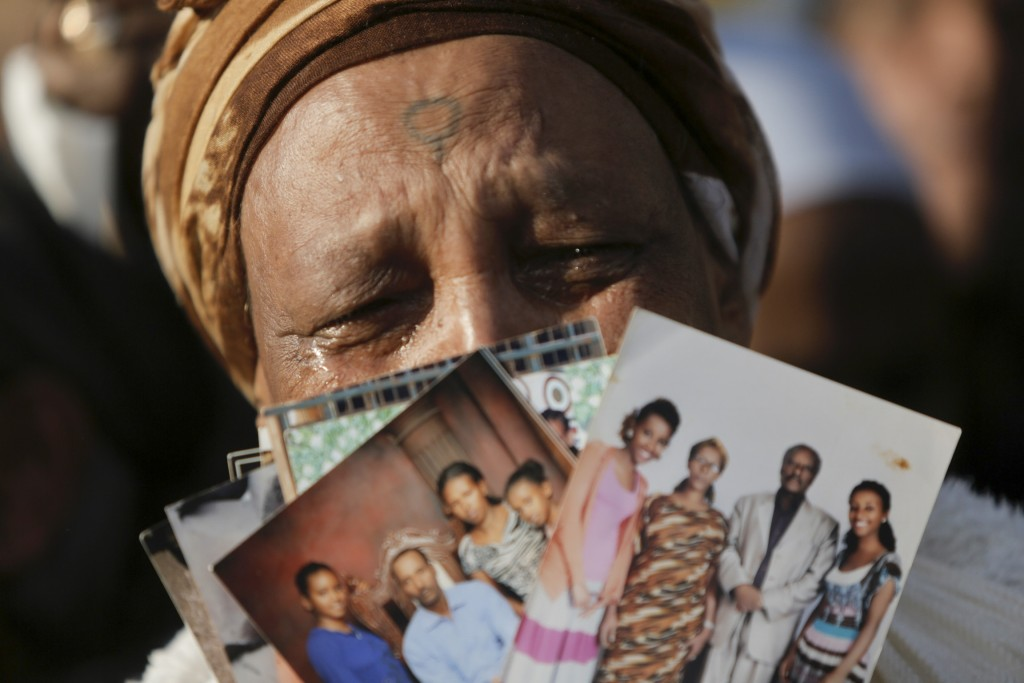 Ethiopian Israelis push government for family unifications