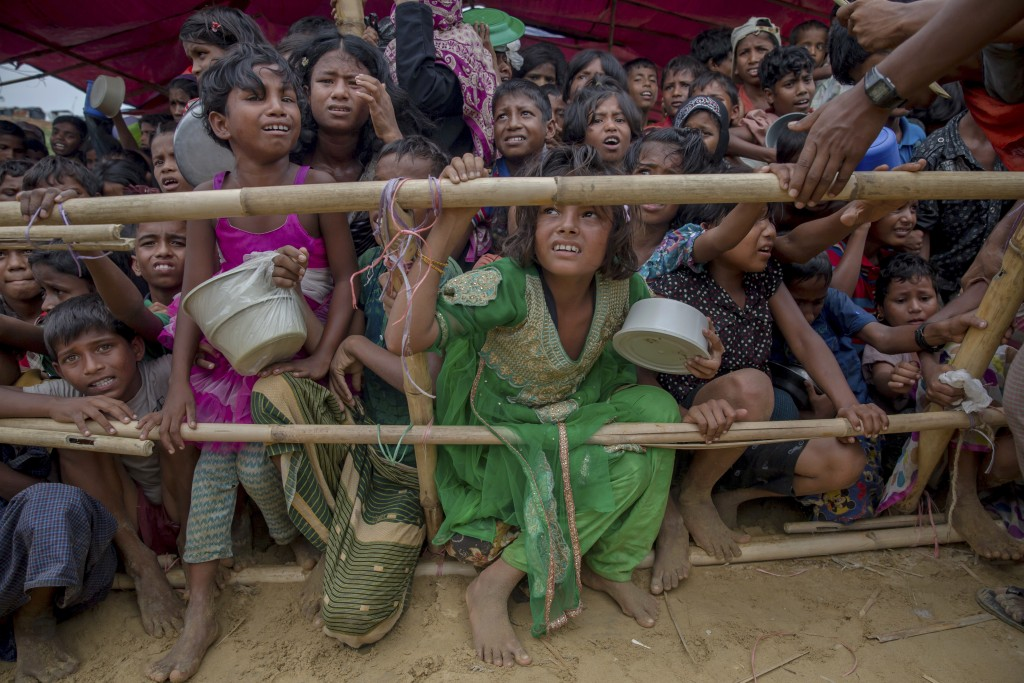 Facebook had a 'role' in Rohingya genocide
