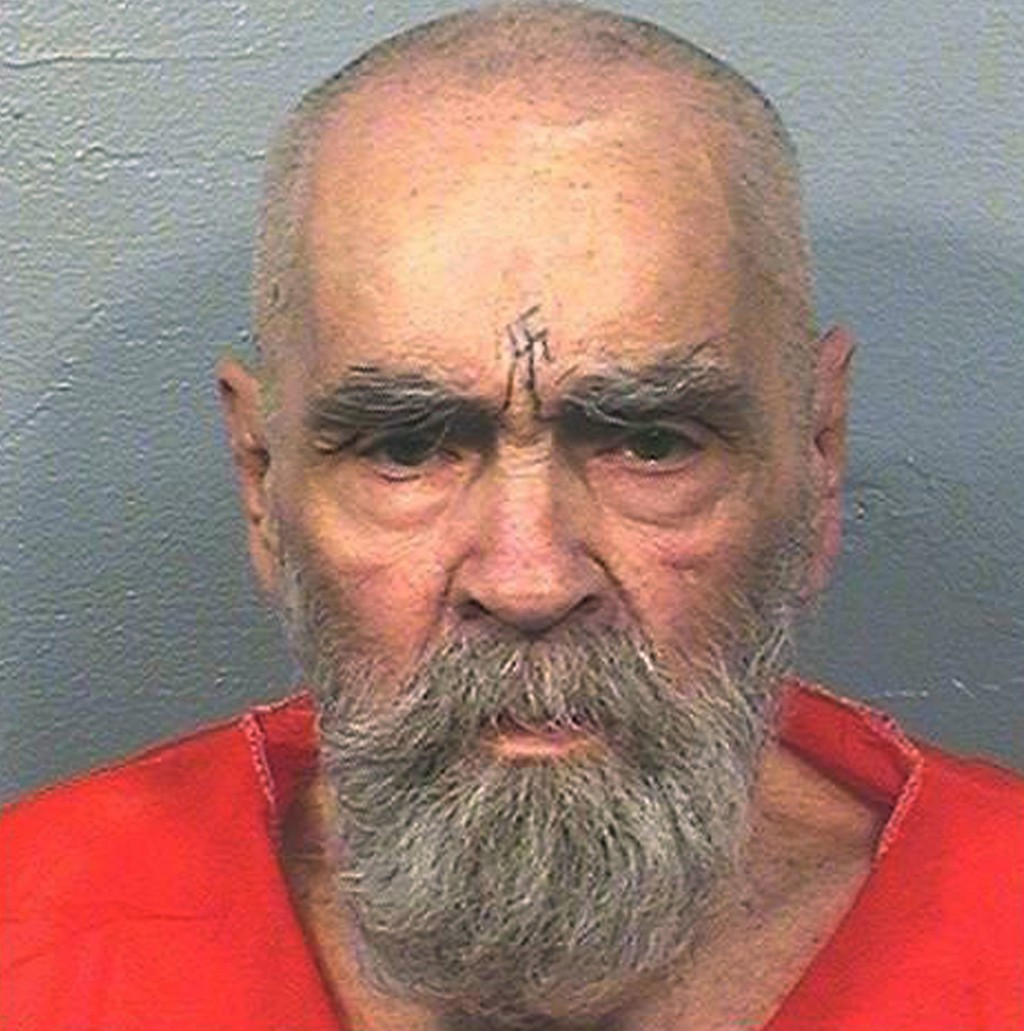 FILE - This Aug. 14, 2017, file photo provided by the California Department of Corrections and Rehabilitation shows Charles Manson. A Kern County Supe