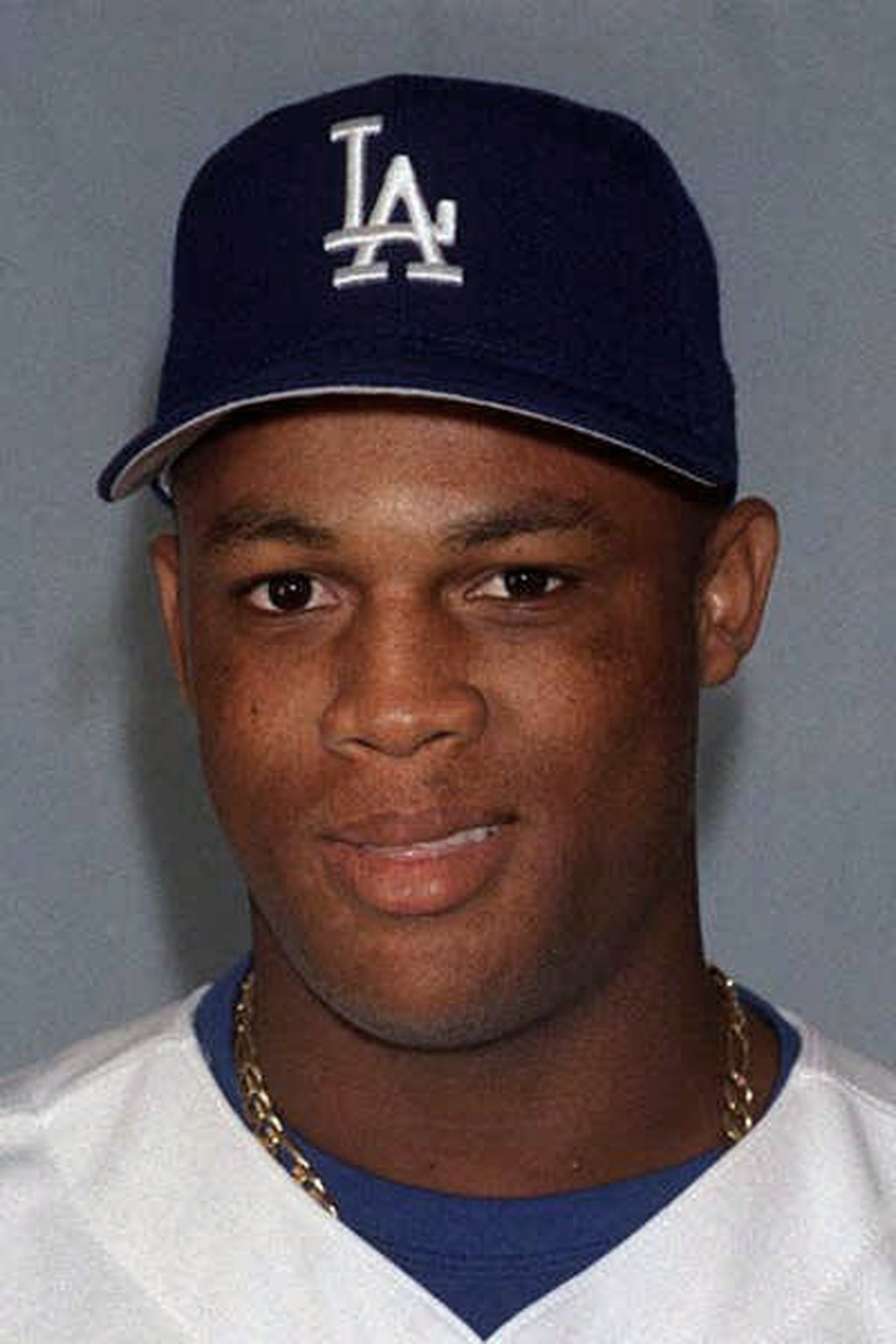 FILE - This is a 1999 file photo showing Adrian Beltre of the Los Angeles Dodgers baseball team. Beltre, who got his 3,000th career hit last season, i
