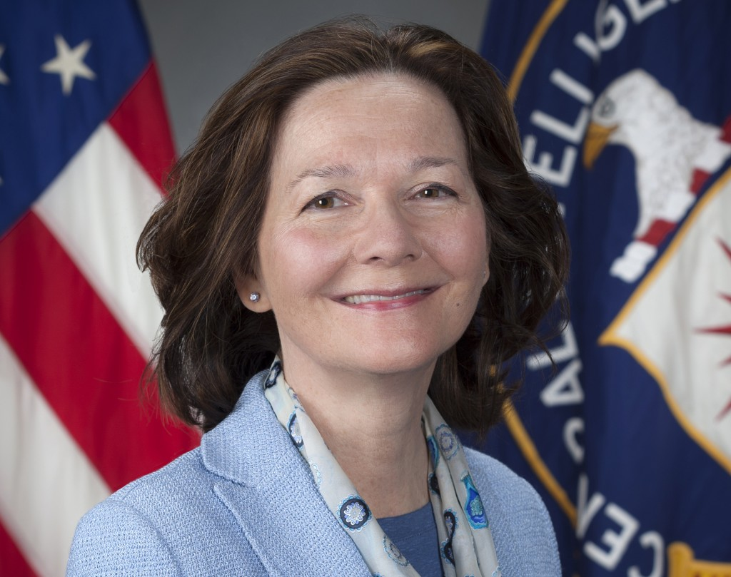 This March 21, 2017, photo provided by the CIA, shows CIA Deputy Director Gina Haspel. Haspel, who joined the CIA in 1985, has been chief of station a
