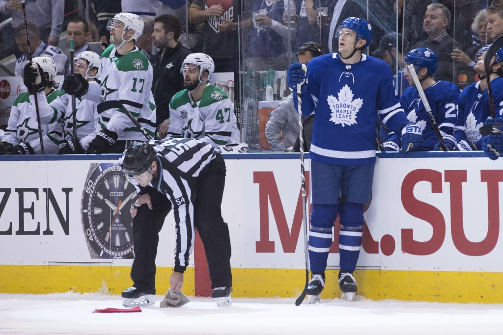 Maple Leafs Rally Past Stars In So For 11th Straight At Home Taiwan News