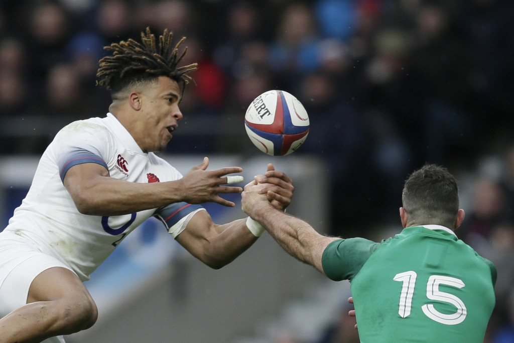 England full-back Anthony Watson ruled out for six months