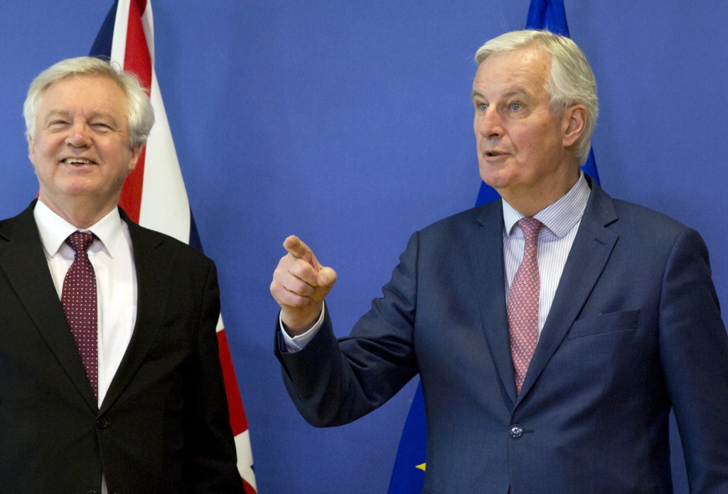 United Kingdom and European Union strike Brexit transition deal