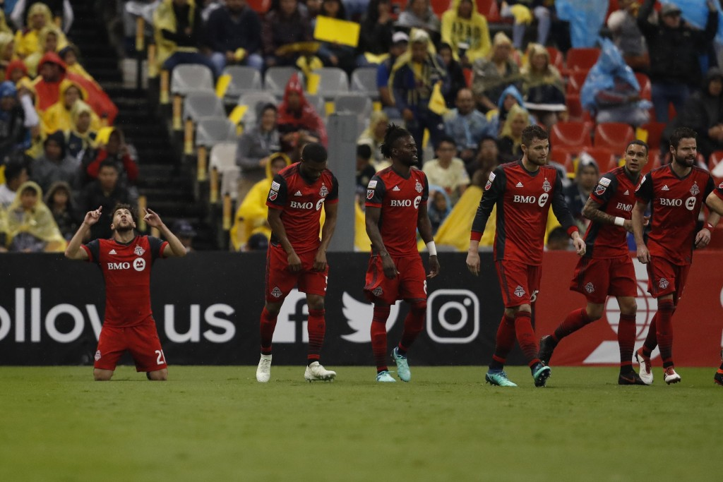 Toronto FC beat Club America to advance to CONCACAF League final