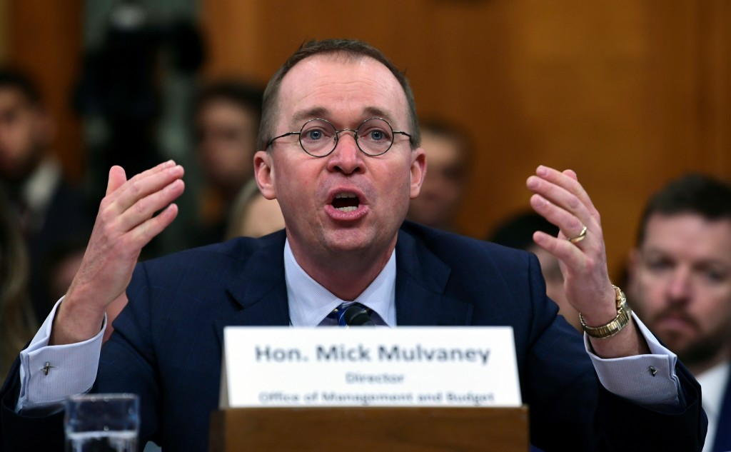Mulvaney seeks to change way CFPB is referred to