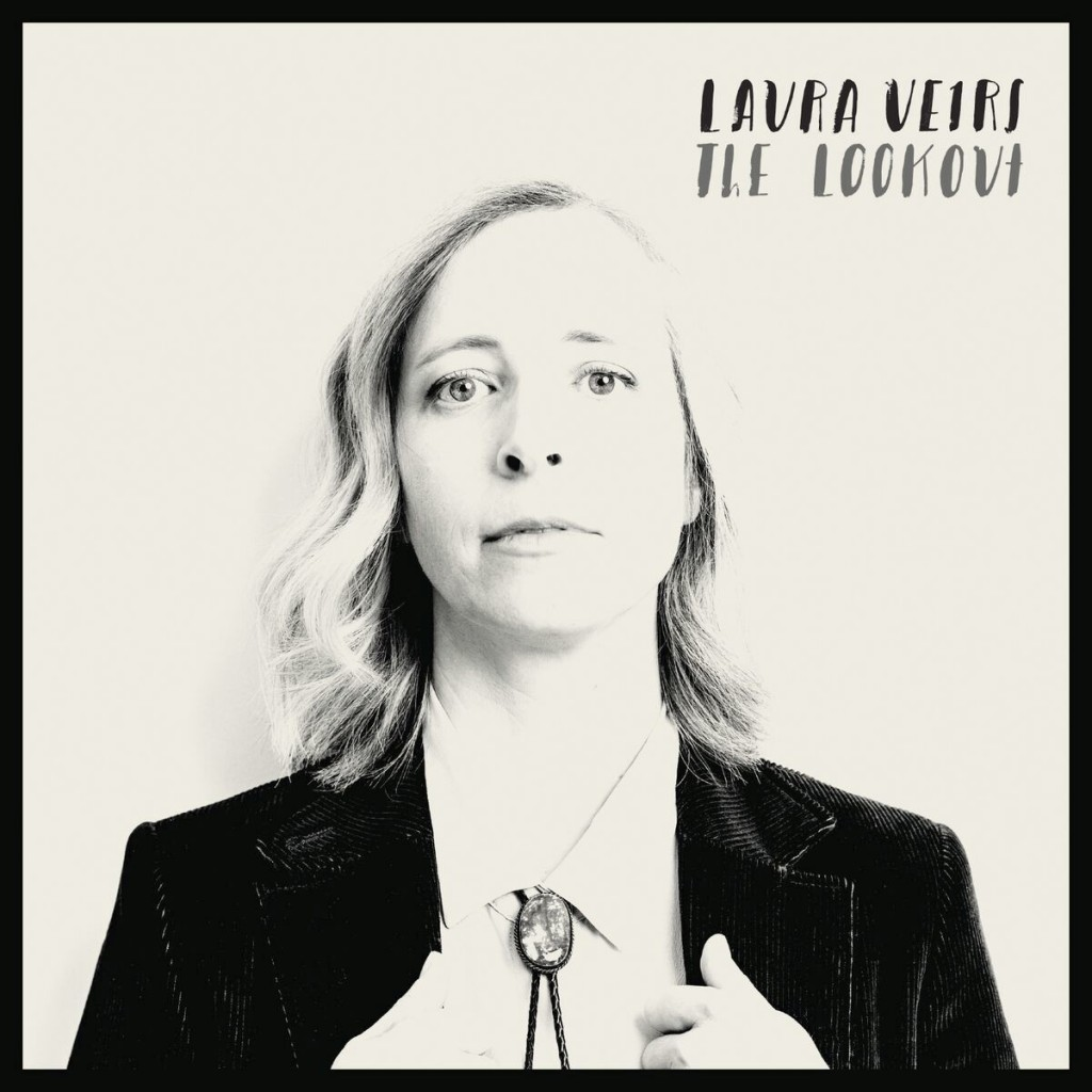 "This cover image released by Raven Marching Band Records shows ""The Lookout,"" a released by Laura Veirs. (Raven Marching Band Records via AP)"