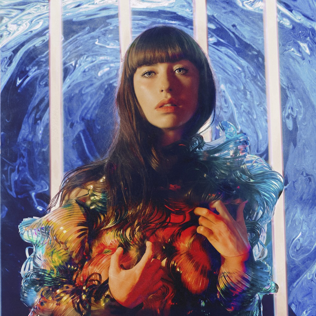 "This cover image released by Warner Bros. shows ""Primal Heart,"" a release by Kimbra. (Warner Bros. via AP)"