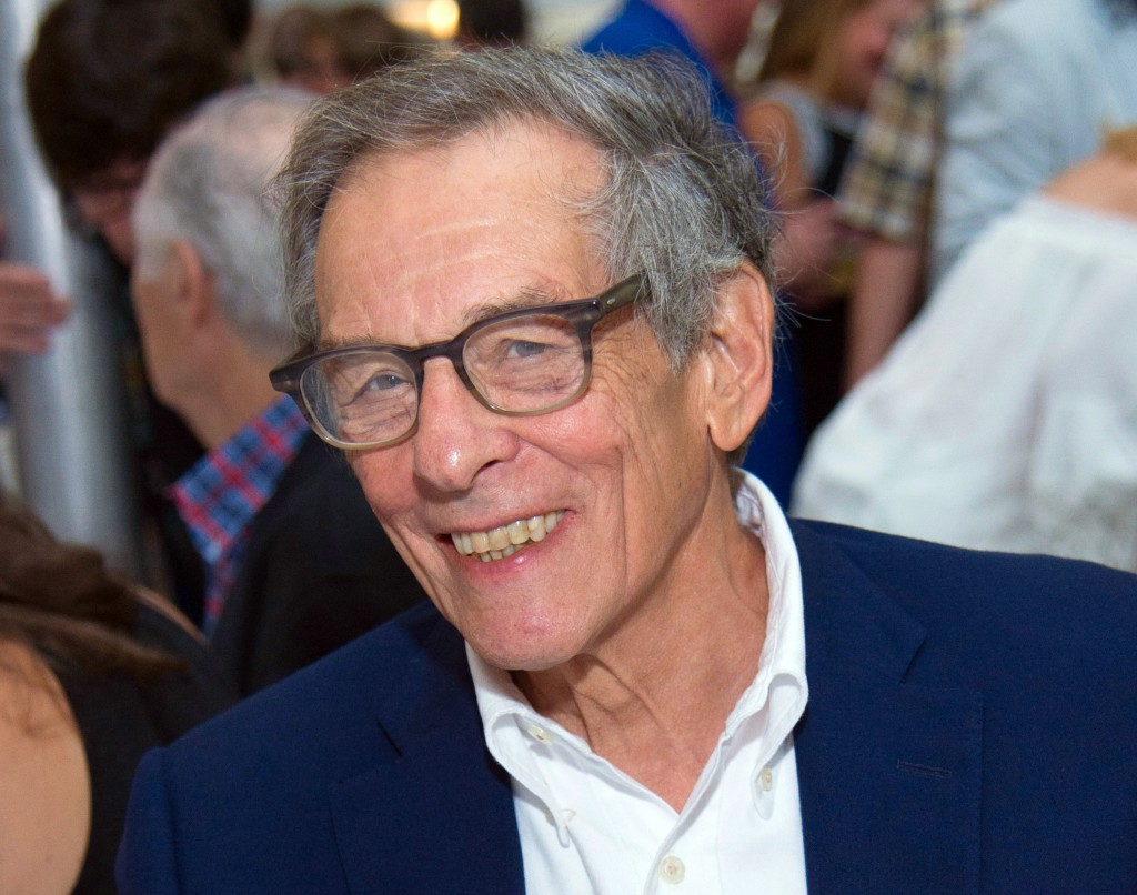 FILE - In this Aug. 12, 2017 file photo, Robert Caro attends the East Hampton Library's 13th Annual Authors Night Benefit in East Hampton, N.Y.  Caro