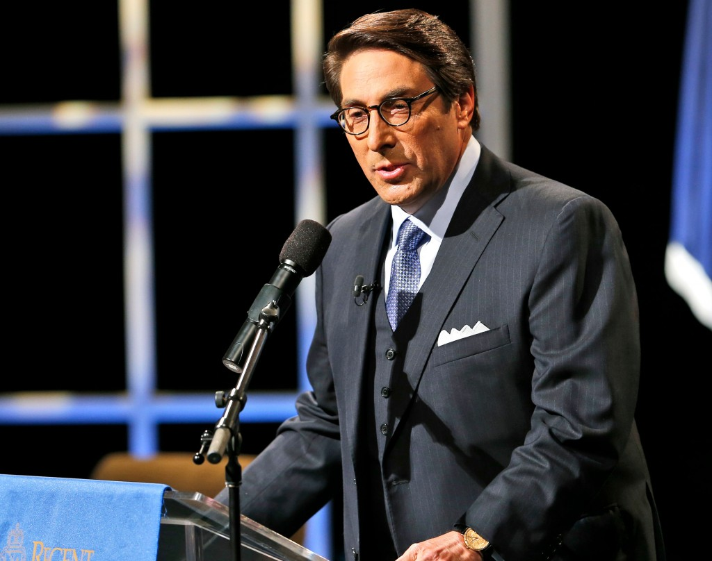 FILE - In this Oct. 23, 2015, file photo, Jay Sekulow speaks at Regent University in Virginia Beach, Va. Lawyers who have been asked to help represent