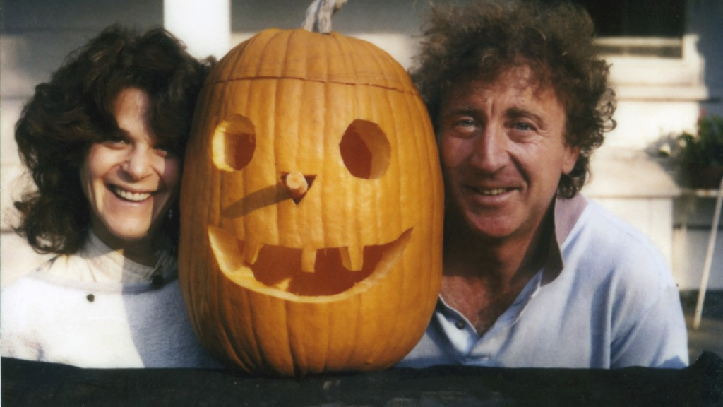 """This image released by the Tribeca Film Festival shows an image of Gilda Radner and Gene Wilder used in Lisa Dapolito's documentary feature """"Love Gild"""